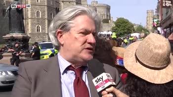 Royal wedding, a Windsor grande entusiasmo per le nozze