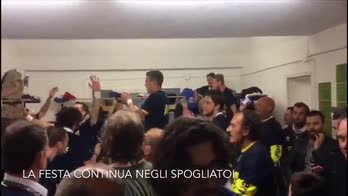 Parma, che festa per la promozione in Serie A!