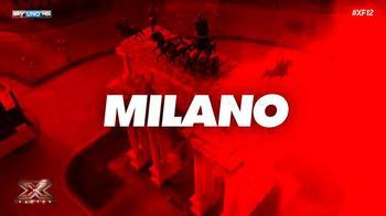 I casting di #XF12 a Milano