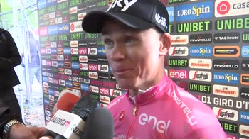 INTV FROOME 180525