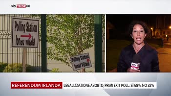 Irlanda, exit poll: vince legalizzazione aborto