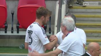Jokanovic hails Fulham's performance