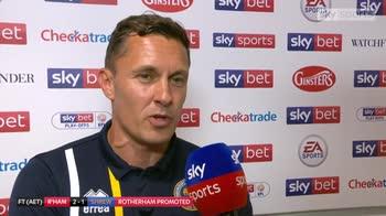 Hurst hails 'outstanding achievement'