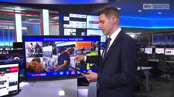 Jose watches Arnautovic for Austria