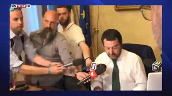 ERROR! Migranti, Salvini: no a modifiche peggiorative su Dublino