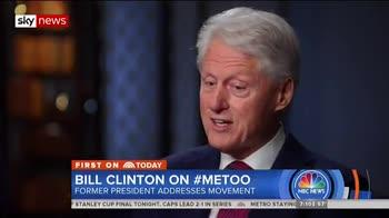 Clinton on Lewinsky: ' I dealt with it years ago'
