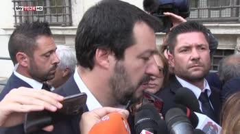 Nato, Salvini: pensi a difendere nostra...