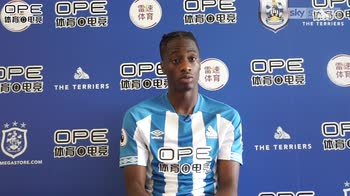 Kongolo excited for future