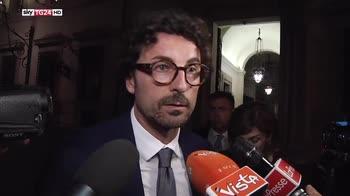 ERROR! Migranti, Toninelli: chiederemo assunzione responsabilità a tutti Paesi