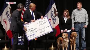 Procura New York contro Trump, uso illecito fondi beneficenza