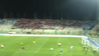 Cosenza in Serie B: la gioia dei lupi al fischio finale