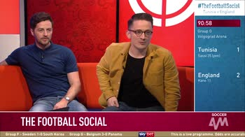 Studio reaction: Kane scores Tunisia winner