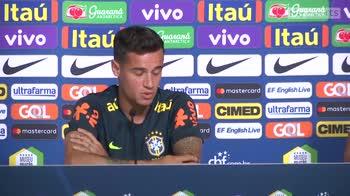 Coutinho: Neymar has been targeted