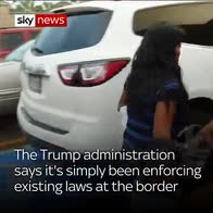 How pressure rose on Trump on immigration