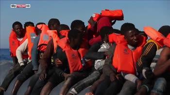 ERROR! Migranti, è scontro a distanza tra Francia e Italia
