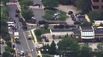 Maryland: sparatoria nella redazione di un giornale