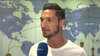 """Politano, prime parole a Inter TV:"""" San Siro da brividi"""""""
