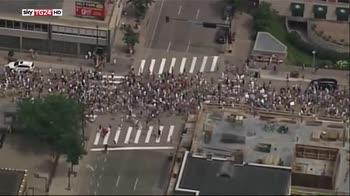 ERROR! Centinaia di manifestazioni negli Usa contro politiche immigrazione