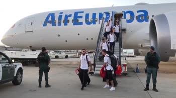 La Spagna è a Madrid: ritorno a casa da sconfitti