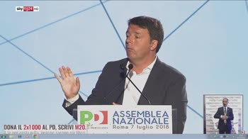 """Renzi: """"Martina """""""