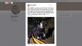 I luoghi della grotta tham luang