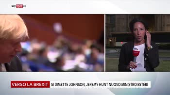 Brexit: moderato Hunt nuovo ministro degli Esteri