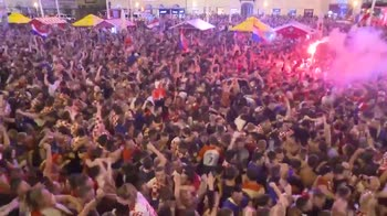 Mandzukic firma la rimonta croata: grande festa a Zagabria