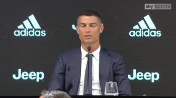 Ronaldo: Juve move not a holiday