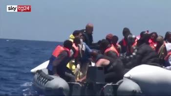 migranti, Gatti a Sky TG24: abbiamo trovato due morti