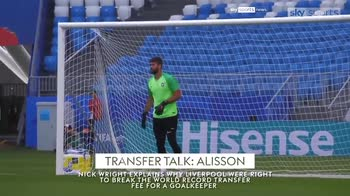 Transfer Talk: Is Alisson the answer?