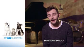 Sky Uno Loves Animals 2: Lorenzo Fragola