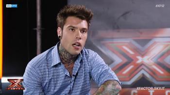 X Factor 2018: l'intervista a Fedez