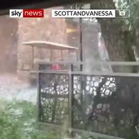 Huge hailstones kill animals in US zoo