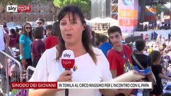 Sinodo giovani, in 70mila per incontro col Papa