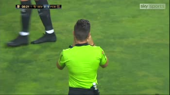 VAR helps Sevilla take Super Copa lead