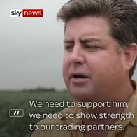 Will farmers stick with Trump?