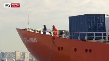 Aquarius, la nave attraccherà a Malta. A bordo 141 migranti