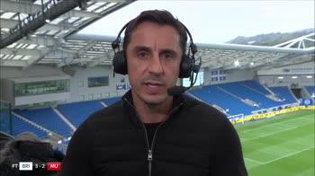Neville: Utd defence isn't good enough