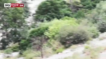 Calabria, torrente in piena trovolge escursionisti: 8 morti e 5 dispersi