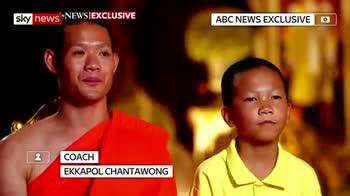 Thai cave survivors reveal details of ordeal