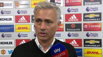 Mourinho: The team is united