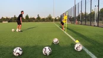 Allenamento Borussia Dortmund ufficiale