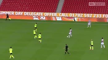 Stoke 2-0 Huddersfield