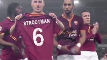 """""""Grazie Roma"""", la lettera di addio di Kevin Strootman"""