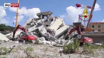 ERROR! Crollo ponte Genova, ricostruzione e demolizione sovrapposti