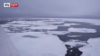 High North 2018, la nave della Marina Militare nell'Artico