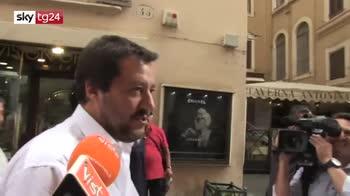 ERROR! Manovra, Salvini rispetteremo le regole meno tasse