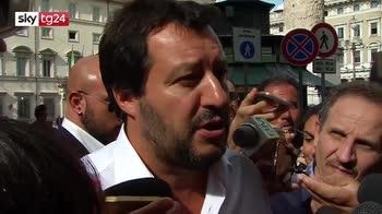 ERROR! conte e salvini, no a interventi in libia