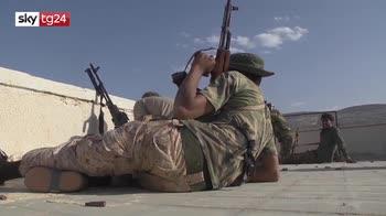 Libia, continuano gli scontro nel sud della capitale