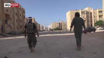 Libia. Raggiunto un accordo per il cessate il fuoco a Tripoli.